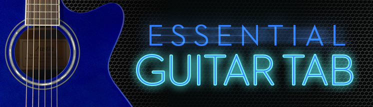 Essential Guitar Tab